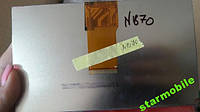 Дисплей для планшета Bravis NB70 ,XYX-7SF33