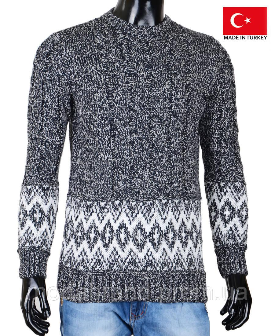 e4932ac4ed16 Теплые и качественные свитера.Мужской свитер с орнаментом: продажа ...