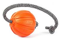 Мячик Лайкер Collar на веревке 9см