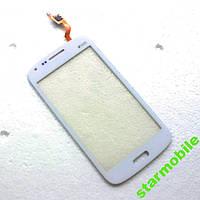 Сенсорный экран  Samsung i8260/i8262, белый, AAA