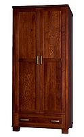 Шкаф из массива дерева 038