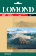 Lomond Односторонняя Глянцевая фотобумага для струйной печати, А5 , 230 г/м2, 50 листов