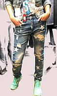 Модные турецкие джинсы