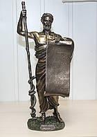 """Подарочная статуэтка Veronese """"Гиппократ"""" (34 см) 76078A4. Подарок доктору"""