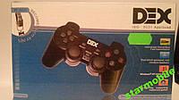 Игровой джойстик Dex 832S  для ПК черный
