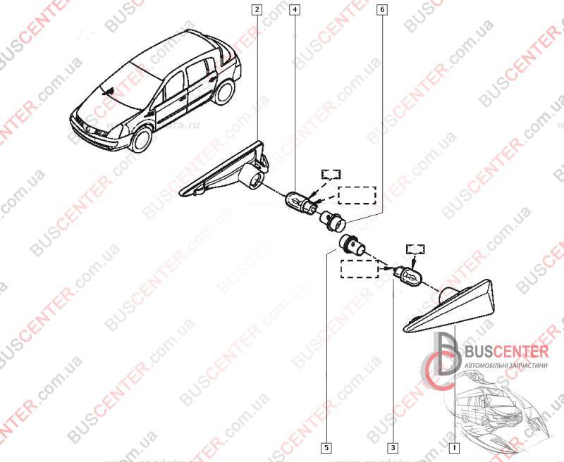 Renault Visu Wiring Diagram