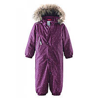 Зимний комбинезон для девочек ReimaTEC MUHVI 510228B  - 4908. Размер 80.