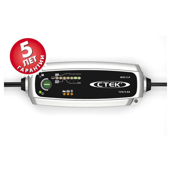 Зарядное устройство CTEK MXS 3.8