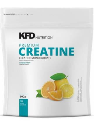 Premium Creatine KFD Nutrition 500g, фото 2