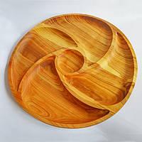 Тарілка для закусок 38 см DK-48