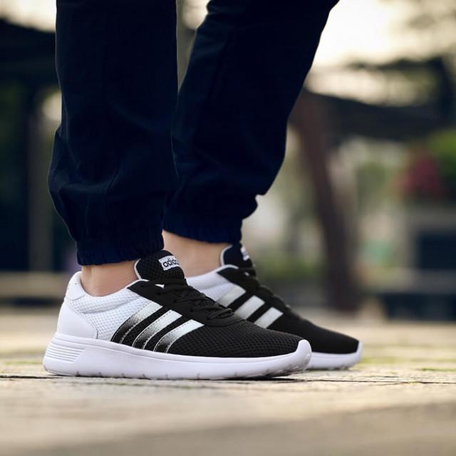 Кроссовки мужские Adidas Gazelle Neo Black/White оригинал