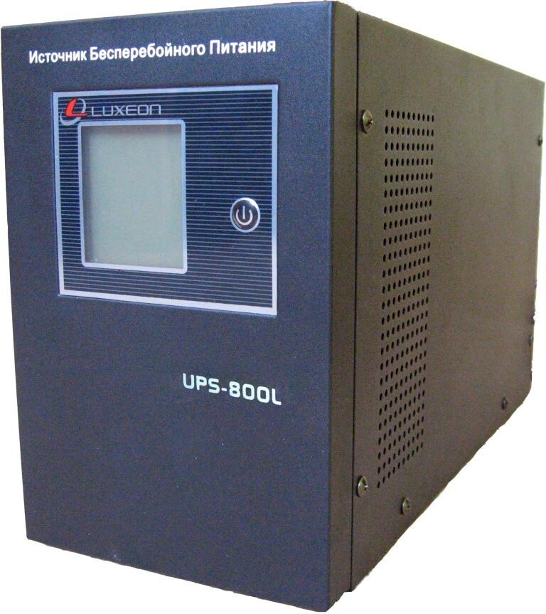 ИБП Luxeon UPS-800L (для компьютера)