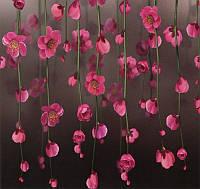 Фотообои на плотной бумаги для стен 204*196 см 6 листов: Цветы, Флора №19