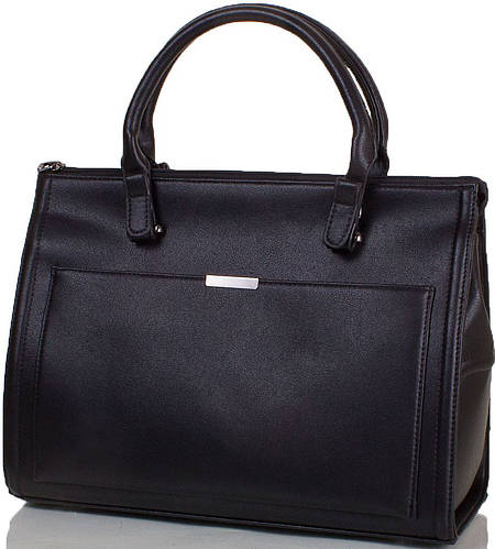 Женская классическая сумка  ANNA&LI (АННА И ЛИ) TU14556-black (черный)