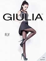 Колготки женские с рисунком FLY 20 ден (60) от тм Giulia