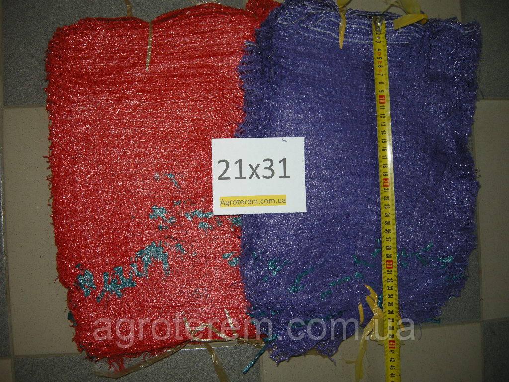 Мешки сетка (100шт)
