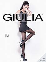 Колготки женские с рисунком FLY 20 ден (70) от тм Giulia