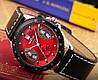 Часы мужские механические Winner F1 Red