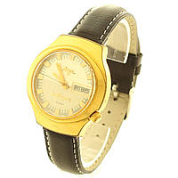 Луч электронно-механические кварцевые часы СССР