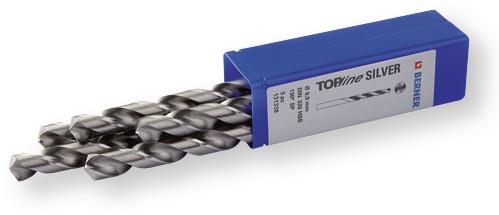 Спиральные сверла DIN 338 HSS 130° ø 5 мм с цилиндрическим хвостовиком - компания Кодан в Житомире