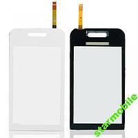 Сенсорный экран Samsung S5230, белый, AAA