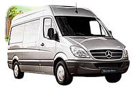 Вантажні перевезення бусом / Грузоперевозки микроавтобусом