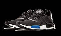 Мужские кроссовки  Adidas s NMD Runner Black 2