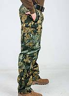 Камуфляжные брюки дубок темный размеров 46 по 60