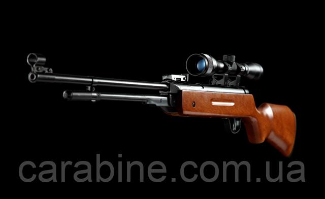 Пневматическая винтовка B3-2 с подствольным взведением