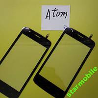 Сенсорный экран Explay Atom, черный