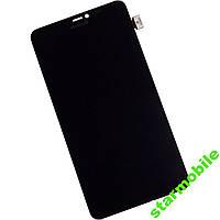 Дисплей для Nokia Lumia 640  + сенсор черный+рамка