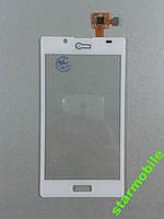 Сенсорный экран LG P700/P705/L7, белый, AAA