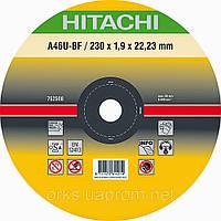 Диск отрезной для нержавеющей стали A46 U Hitachi 782315