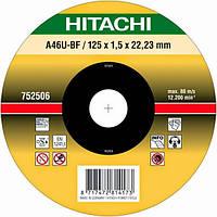 Диск отрезной для нержавеющей стали A46 U Hitachi 782312
