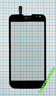 Сенсорный экран  LG D410/L90 Dual Sim, черный