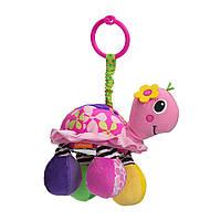 Infantino Подвесная игрушка - розовая Черепашка