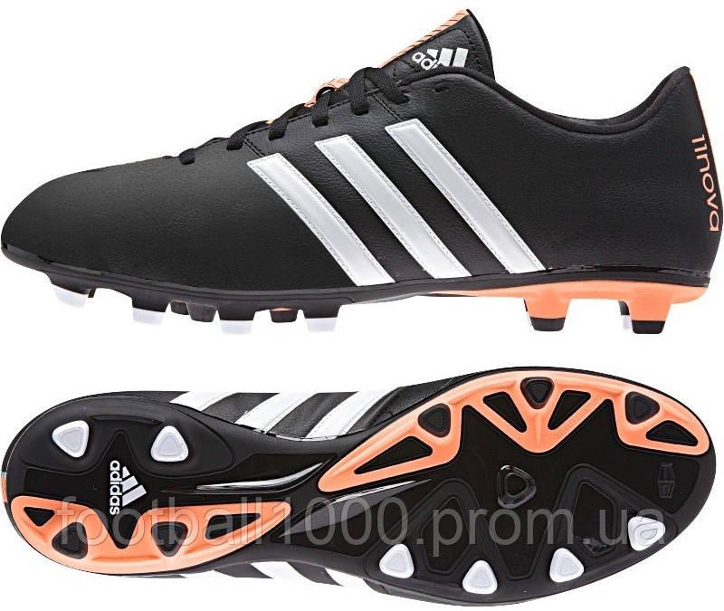 587bf6e7a702 Футбольные бутсы Adidas 11Nova FG B44567 - ГООООЛ› спортивная и футбольная  экипировка, обувь,