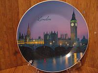 Тарелка сувенир Лондон 4