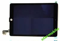 ДИСПЛЕЙ iPad 6 Air 2 + ТАЧСКРИН черный