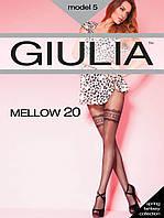 Колготки женские с рисунком MELLOW 20 от тм Giulia