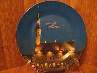 Тарелка сувенир Таллин