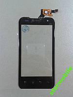 Сенсорный экран  LG P990,черный, AAA