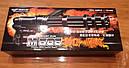 Автомат на пульках МИНИГАН 6 ствольный пулемет, фото 2