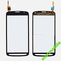 Сенсорный экран Samsung i8580, черный, AAA