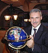 Леонид Лапп-президент и основатель компании Коралловый Клуб.