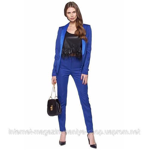 Костюм женский брюки и пиджак