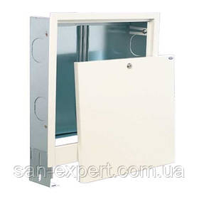 Встраиваемый коллекторный шкаф 610x580х110