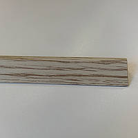 """Углы отделочные ПВХ с текстурой под дерево """"Теко"""" 2.75м 10*10, Дуб мокка"""