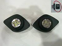 Противотуманные фары Fiat Ducato 2006- (комплект - 2шт) /LED