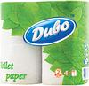Туалетная бумага Диво макулатурная 4рул/уп